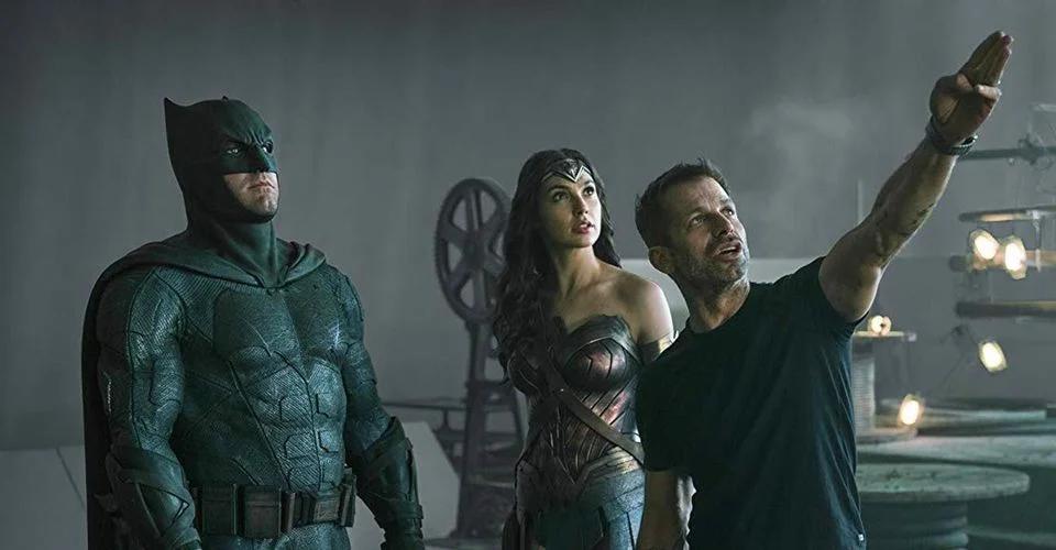Zack Snyder Kecewa Dengan Distribusi Global Dari Justice League Cut Miliknya